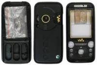 Корпус Sony-Ericsson W850 black full
